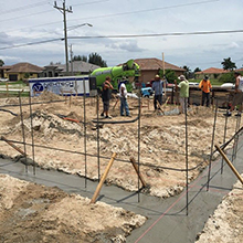 Concreting Company | Benchmark Construction Company