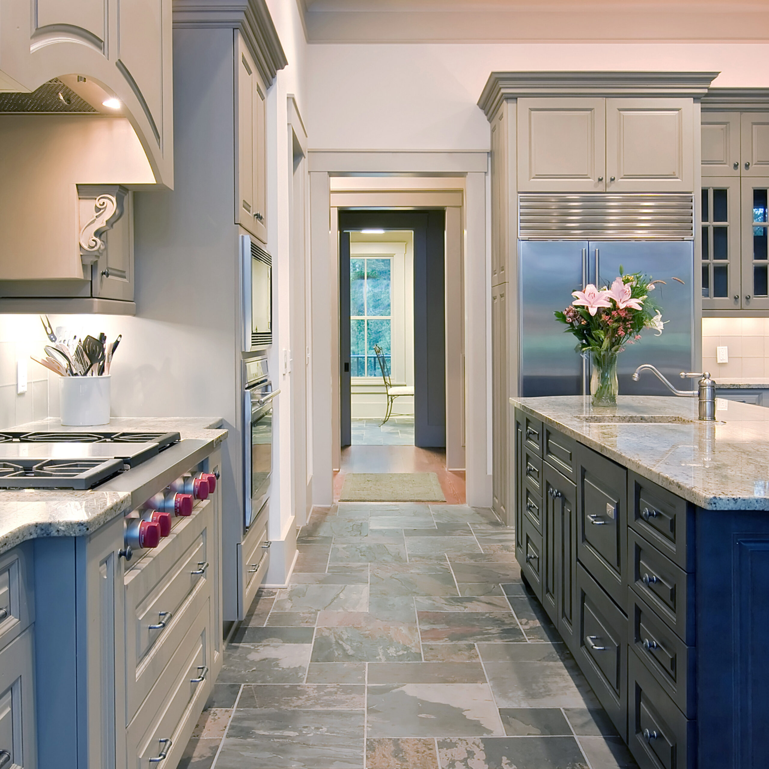 Benchmark Construction Company | Kitchen remodeling Contractors